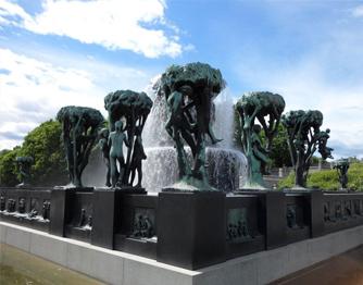 oslo-statue-park