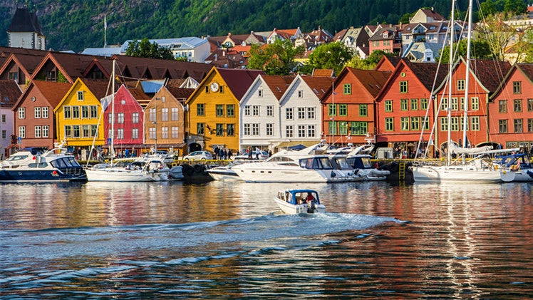 The Norwegian Fjords Discovery Magister Tours
